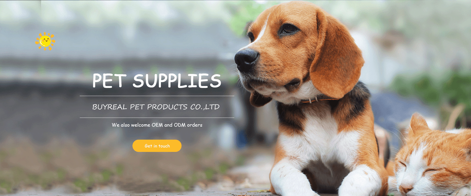 Pet Products Supplier From China
